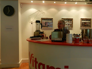 Vitamix – the machine of the future from the past!