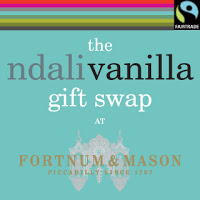ndali Vanilla Gift Swap at Fortnum & Mason