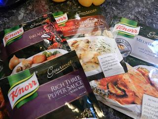 Knorr Goes All Gourmet