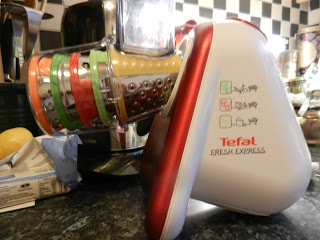 Quick Prep with Tefal Fresh Express