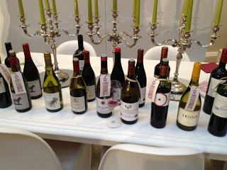 Morrisons Cellar Wine Tasting