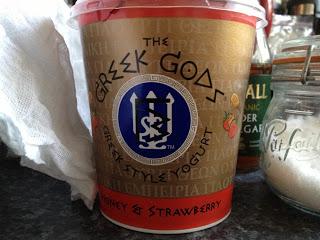 Competition – The Greek Gods Greek Style Yoghurt – Cheesecake
