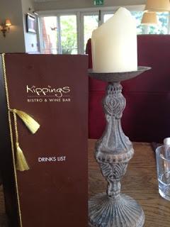 Breakfast at Kippings