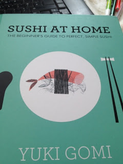 Book Review – Sushi at Home by Yuki Gomi