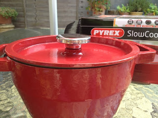 Pyrex Slows Things Down with their New Slow Cooker