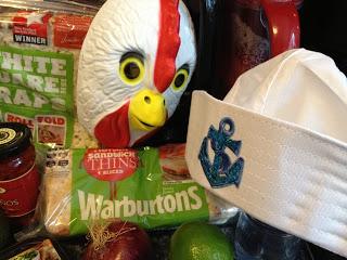 Warburtons Make Lunchtime Fun