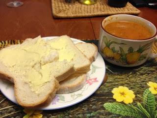 Sunday Soup – Roast Pepper and Tomato