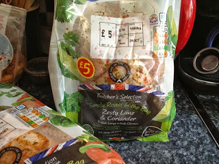 Asda Butcher's Selection Chicken in a Bag – Great for Leftovers