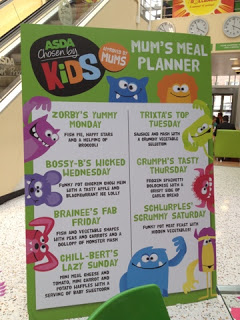 Asda Meals for the Little People