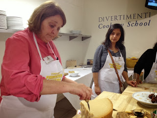 Cooking with Parmigano Reggiano