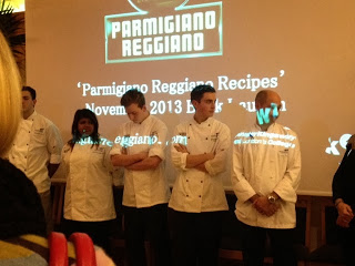 Parmigiano Reggiano – Cookbook Launch