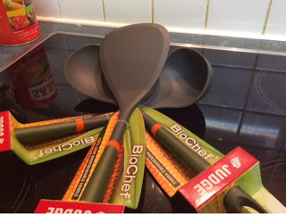 Bio Chef Kitchen Tools from Judge