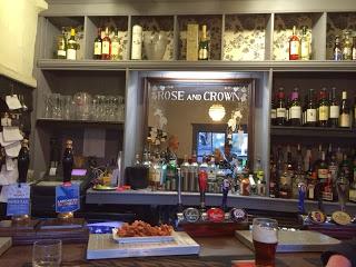 Pub review – The Rose & Crown, Sandridge