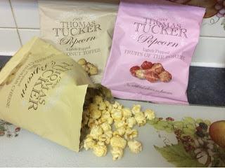 Thomas Tucker Popcorn Review