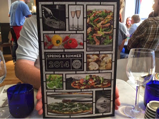 Discovering the Pizza Express Summer Menu