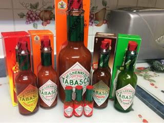 Turning Childhood Egg Dishes into Grown Up Dishes with Tabasco