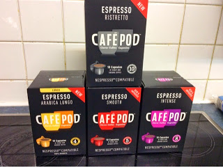 CafePod – Clever Coffee Capsule