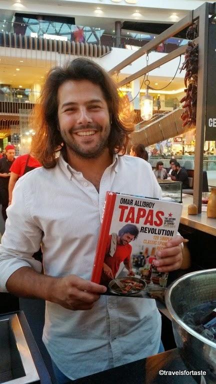 Tapas Revolution Evening – A Guest Post