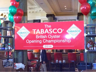 British Tabasco Oyster Opening Championships