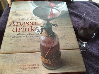 Artisan Drinks by Lindy Wildsmith – book review