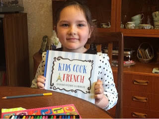 Giveaway – Kids Cook French – cookbook