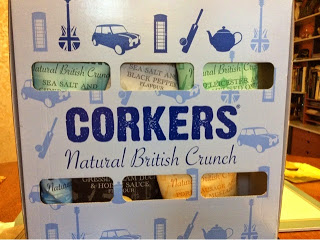 What a Corker – Natural British Crisps