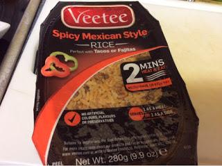 Mexico: With VeeTee Rice