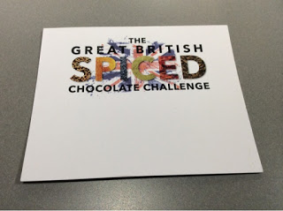 Great British Spiced Chocolate Challenge 2015