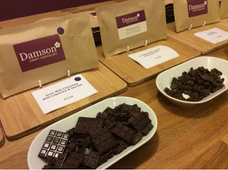 Damson Chocolate are open for business!