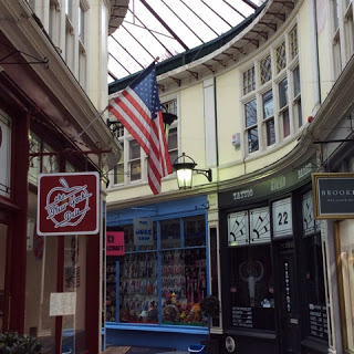 Cardiff: A City of Arcades