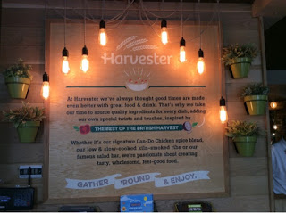 Harvester Restaurant Review – Perfect Family Meal Out