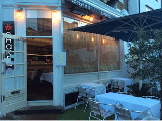 London: Chakra – Contemporary Indian Dining