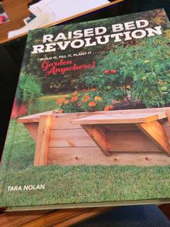 Book Review:- Raised Bed Revolution by Tara Nolan