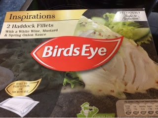 It is National Seafood Week with Birds Eye