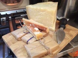 The King of Cheese – Parmigiano Reggiano – Fun Cooking Event