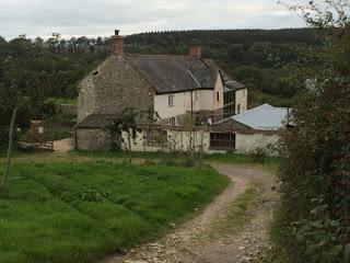 Devon-Dorset – Axminster and a visit to River Cottage