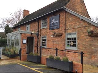 Restaurant – Inn Review – Knife & Cleaver, Bedfordshire