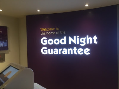 Premier Inn Review