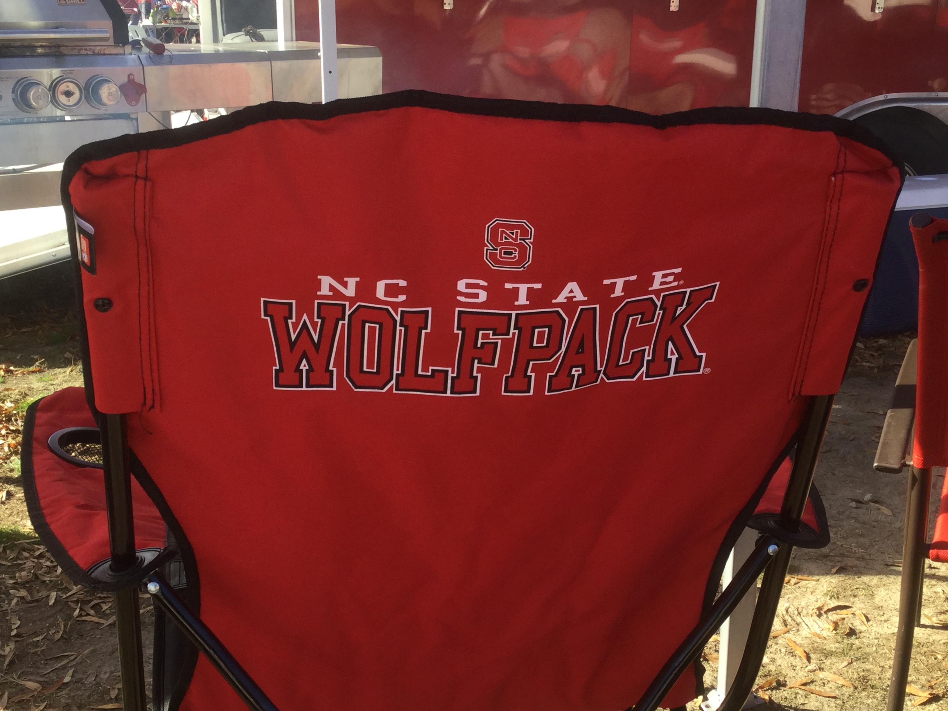 Tailgate Party NC State vs Univ of North Carolina
