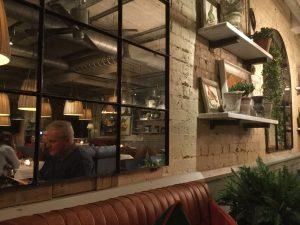 Bill's restaurant St Albans