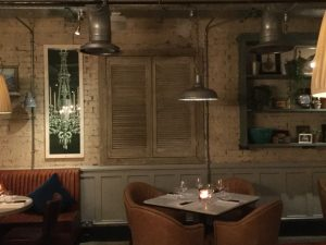 Bill's restaurant Hemingway
