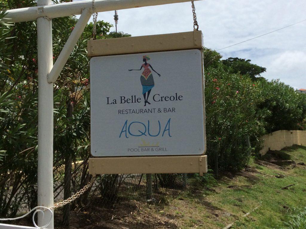 La Belle Creole Blue Horizons