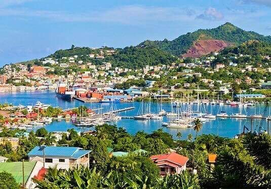 Grenada: like coming home!