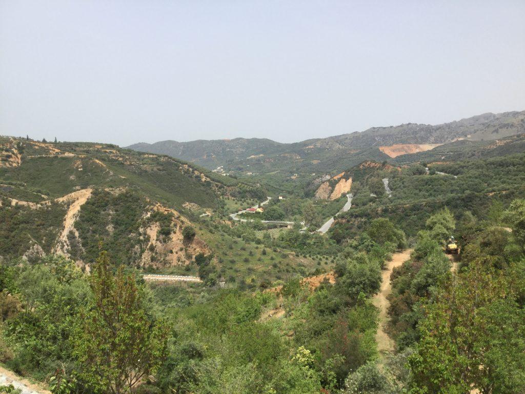 Botanical Gardens Crete