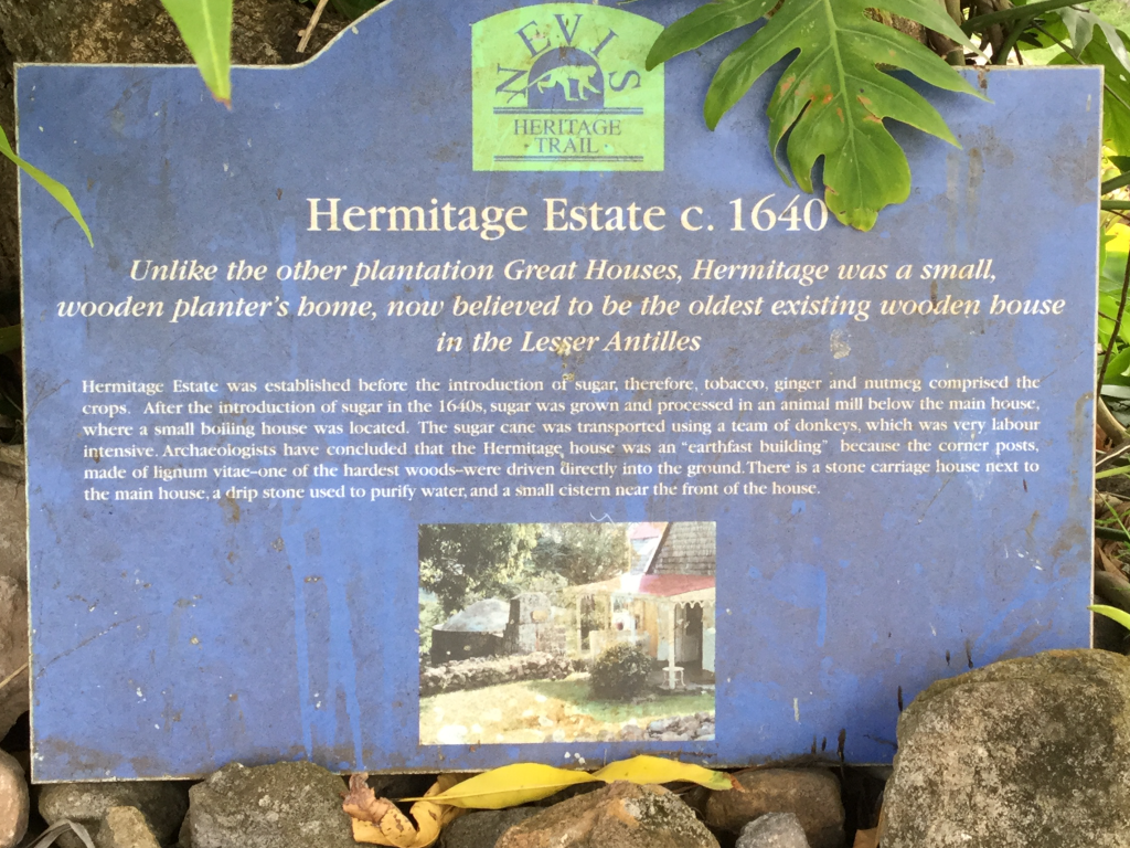 Nevis Heritage Trail