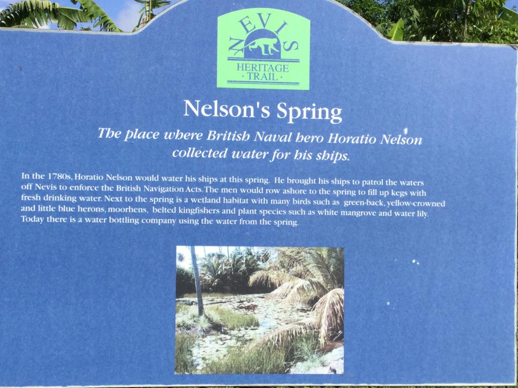 Nevis Hermitage Trail