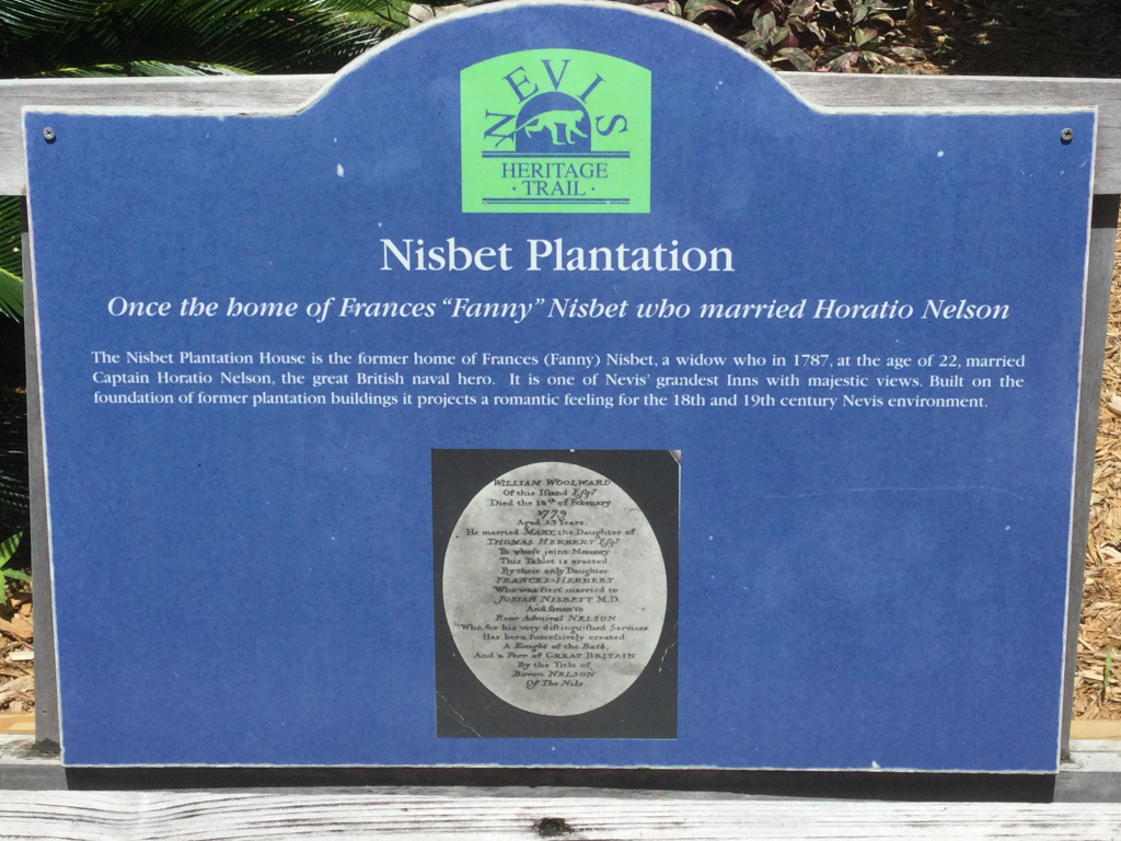 Nevis Heritage Trail