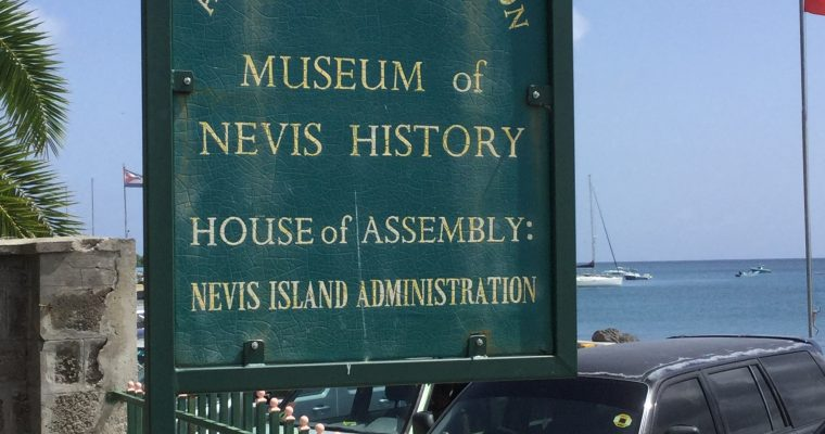 Nevis: History and a Heritage Trail
