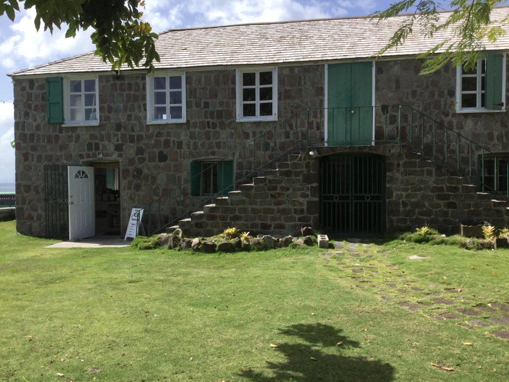 Alexander Hamilton Birthplace Nevis