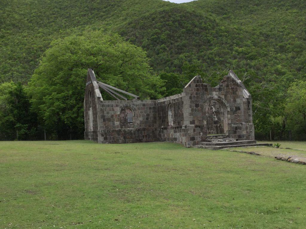 Cottle Church Nevis
